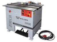 OWP3BIS ZOTECH z metalowym blatem - Remont kapitalny oklejarki oraz modernizacja WOLSEN
