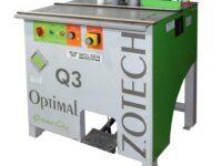 Q3 Optimal ZOTECH - Remont oklejarki oraz modernizacja WOLSEN