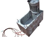 Zbiornik klejowy oklejarki OWP H60 ZOTECH - Remont WOLSEN