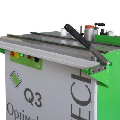 oklejarka Q3 Optimal Green Line 05