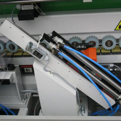oklejarka TC-50 INOX 06